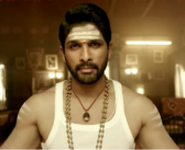 Is Allu Arjun Laughing unnecessarily ?