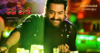 JR.Ntr as Kusa in JLK