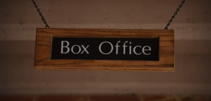 Today's boxoffice entries