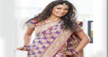 Nayanthara Saree pics