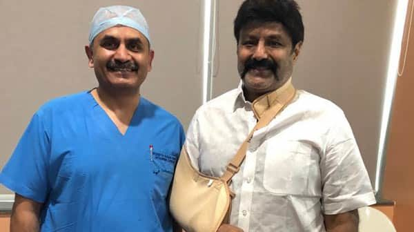 NBK slapping hand went for minor surgery