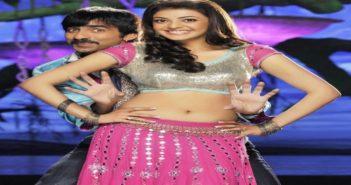 Kajal as Female Lead in RaviTeja-SrinuVitla Film
