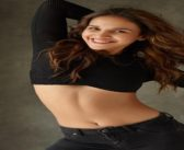 Aisha Sharma Sensuous pose