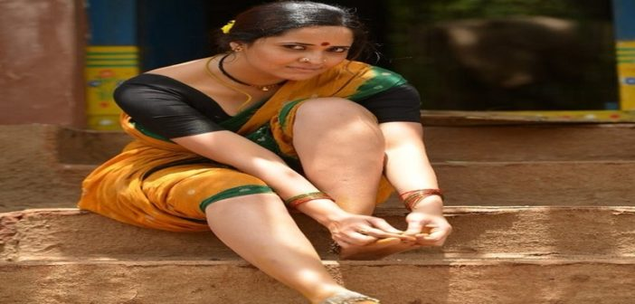 Anasuya as Rangammatha