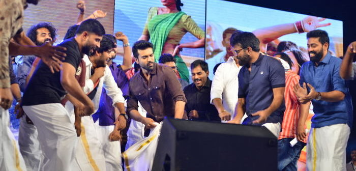 Rangasthalam success meet