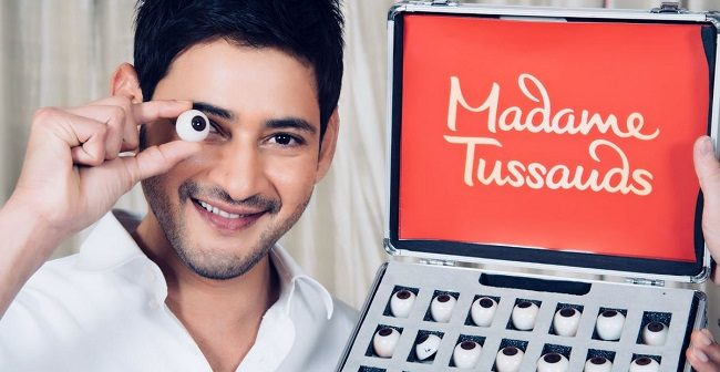 Mahesh wax statue in Madame Tussauds